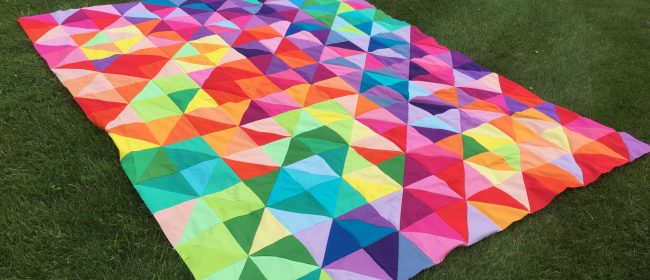My Quilt of Many Colors